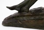 Le-Penseur-patinated-bronze-figure-by-Pierre-Le-Faguays7