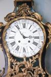Louis XV ormolu-mounted striking bracket clock - 5