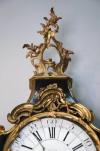 Louis XV ormolu-mounted striking bracket clock - 7