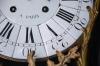 Louis XV ormolu-mounted striking bracket clock - 8