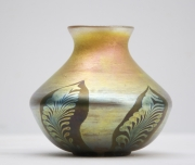 LouisComfortTiffany Favrile Vase1