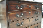 mahogany-chest-of-drawers-with-brushing-slide-1