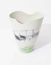 mid century ceramic factory vase-6