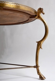 Maison_Bagues_bronze_circular_low_table_with_marble_top_4_master