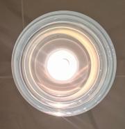 Murano chandelier hanging pendant for Mazzega by Carlo Nason-1