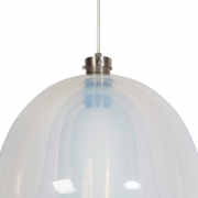 Murano chandelier hanging pendant for Mazzega by Carlo Nason3
