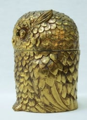 Mauro Manetti ice bucket in the form of an owl9