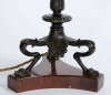 Pair of 19th Century Bronze Table Lamps2