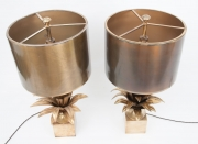 pair of Agave table lamps by Maison Charles-4