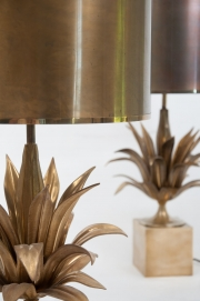 pair of Agave table lamps by Maison Charles-9