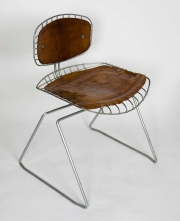Pair of Beaubourg chairs3