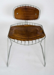 Pair of Beaubourg chairs5