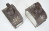 Pair of French toleware lanterns - 5