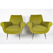 Pair-of-Gigi-Radice-Italian-armchairs7