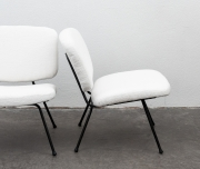 pair-of-low-chairs-by-Pierre-Paulin-and-Thonet-1950s3