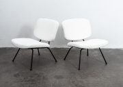 pair-of-low-chairs-by-Pierre-Paulin-and-Thonet-1950s6