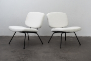 pair-of-low-chairs-by-Pierre-Paulin-and-Thonet-1950s7
