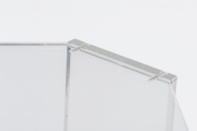 Pair of lucite occassional tables7