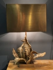 Pair of Maison Charles Fougere table lamps-1