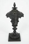 Pair of Regency bronze perfume burners-4
