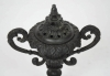 Pair of Regency bronze perfume burners-6