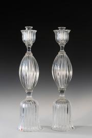 Pair-of-Seguso-candlesticks-3-by-John-Loring-of-Tiffany-5