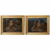 Pair of Still Life Oil Paintings in the Manner of Francesco Lavagna main
