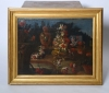 Pair of Still Life Oil Paintings in the Manner of Francesco Lavagna1
