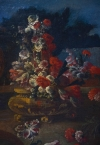 Pair of Still Life Oil Paintings in the Manner of Francesco Lavagna7