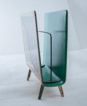 Piero Fornasetti Magazine rack -5