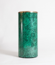 Piero Fornasetti malachite pattern umbrella holder-4