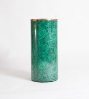Piero Fornasetti malachite pattern umbrella holder-7