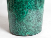 Piero Fornasetti malachite pattern umbrella holder-9