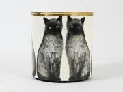 Piero-Fornasetti-Siamese-cats-wastepaper-basket4