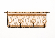 Raoul-Guys-metal-and-rattan-wall-shelf2