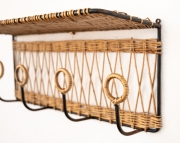 Raoul-Guys-metal-and-rattan-wall-shelf6