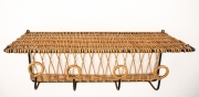 Raoul-Guys-metal-and-rattan-wall-shelf7