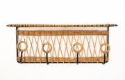 Raoul-Guys-metal-and-rattan-wall-shelf8