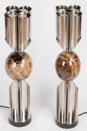 Pair of Maison Charles fluorspar egg table lamps-4.jpg