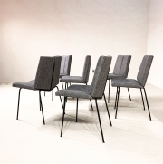 set-of-six-Pierre-Guariche-Quatre-faces-chairs4