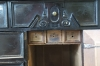 Sir Walter Scott's Flemish early 17th century ebony veneered table cabinet on stand - 5
