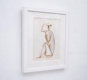 Sitting-monkey-gouache-by-Henri-SAMOUILOV5