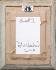 small 2 - painting by Peter Woodward2-1