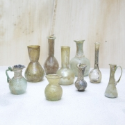 collection of roman glass4
