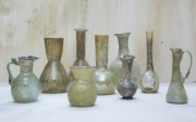 collection of roman glass5