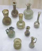 collection of roman glass6