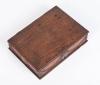 Small Louis XVI Oak Candle Box4