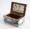 Small stone box