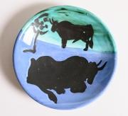 Toros-ceramic-plate-by-Pablo-Picasso-for-Madoura2