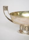 WMF Silver Plated Hammered Bowl1